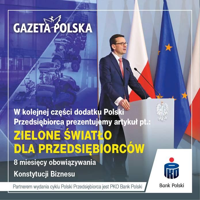 Dodatek specjalny [Polski Przedsiębiorca] KLIKNIJ i POBIERZ