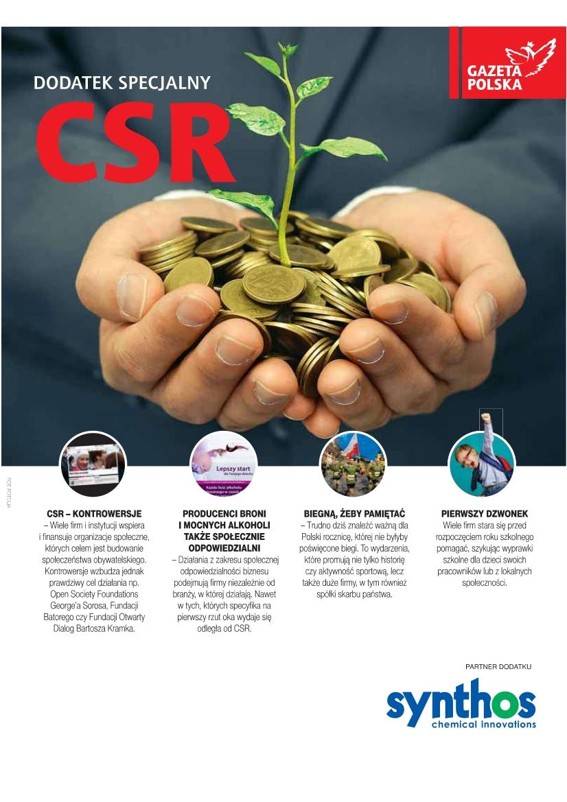 CSR - KLIKNIJ i POBIERZ DODATEK SPECJALNY
