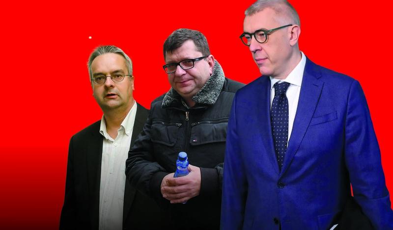 FOT. PAP/RADEK PIETRUSZKA, PAP/PAWEŁ SUPERNAK, PAP/WOJCIECH OLKUŚNIK