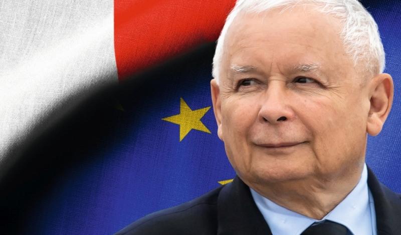 """fragment okładki tygodnika """"Gazeta Polska"""""""